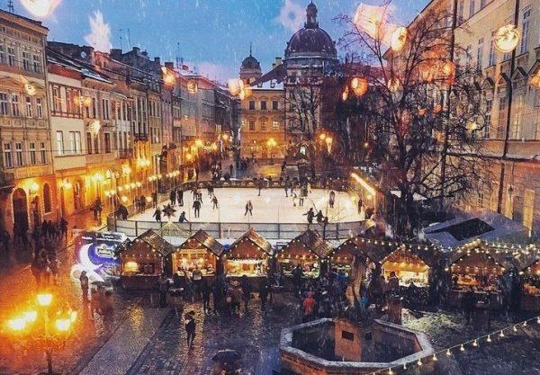 Святкування Різдва-2021 у Львові