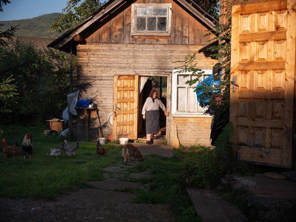 Гірське село Волосянка // Фото Артура Абраміва